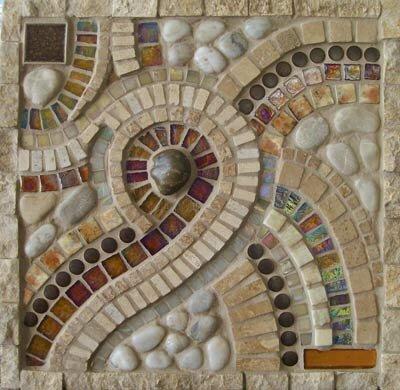 Декоративная плитка в интерьере фото