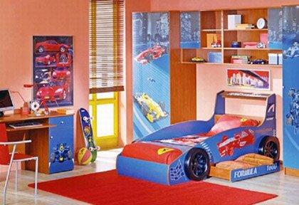 Дизайн для детской комнаты для мальчика своими