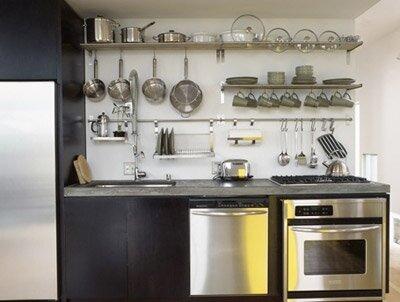 кухонные рейлинги фото