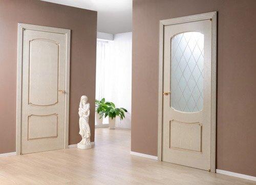 Двери – сильный элемент интерьера. Выбор цвета, материалов ...
