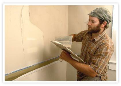 штукатурка кирпичной стены - Нужные схемы и описания для всех.