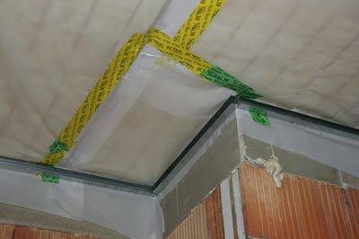 Coller dalles polystyrene plafond devis materiaux alpes - Coller du polystyrene ...
